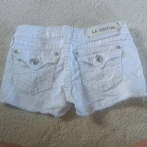 LA Idol shorts